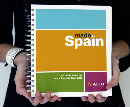 libro, juguete, made in spain,
